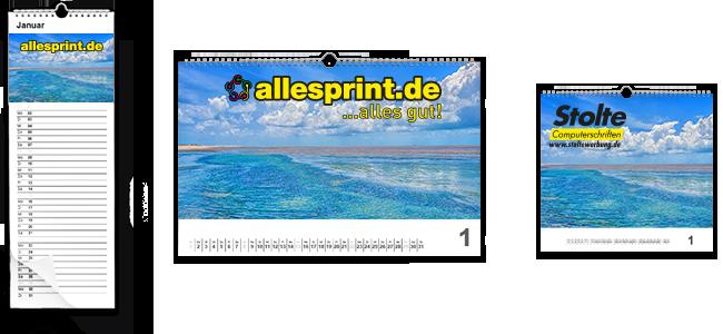 allesprint.de - Wandkalender-TOP-Preise-in-Oldenburg-Wardenburg-drucken